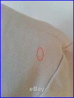 BRIONI man sport jacket Cotton & Linen 3 button Made in Italy size it 52R uk 42