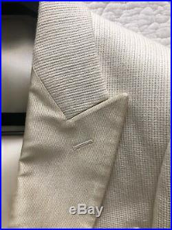 Suitsupply Off White Dinner Jacket